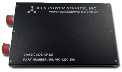 Vehicle Power Supplies